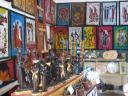 L'artisanat produit par certains ateliers de la fondation